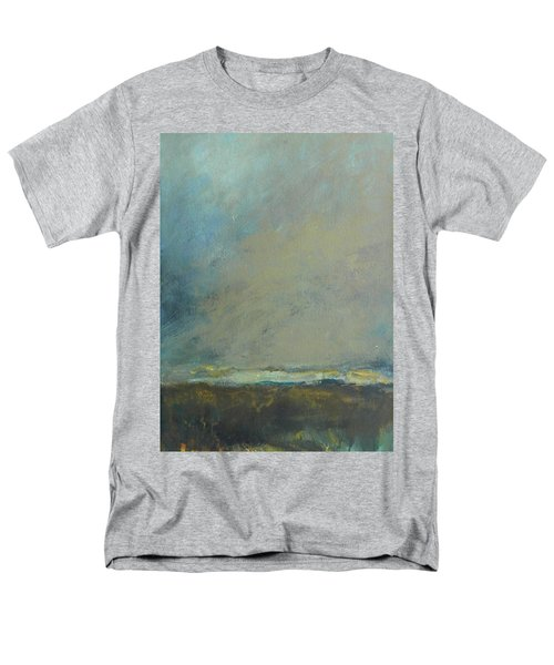 Abstract Landscape - Horizon Men's T-Shirt  (Regular Fit) by Kathleen Grace