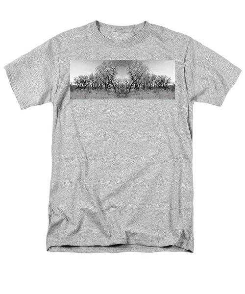 Altered Series - Bare Double Men's T-Shirt  (Regular Fit) by Kathleen Grace