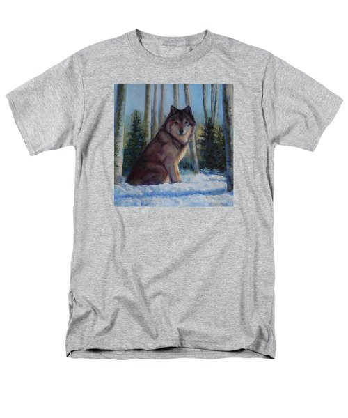 Captured By The Light Men's T-Shirt  (Regular Fit) by Billie Colson