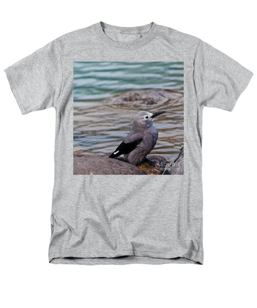 Men's T-Shirt  (Regular Fit) featuring the photograph Clark's Nutcracker2 by Cheryl Baxter
