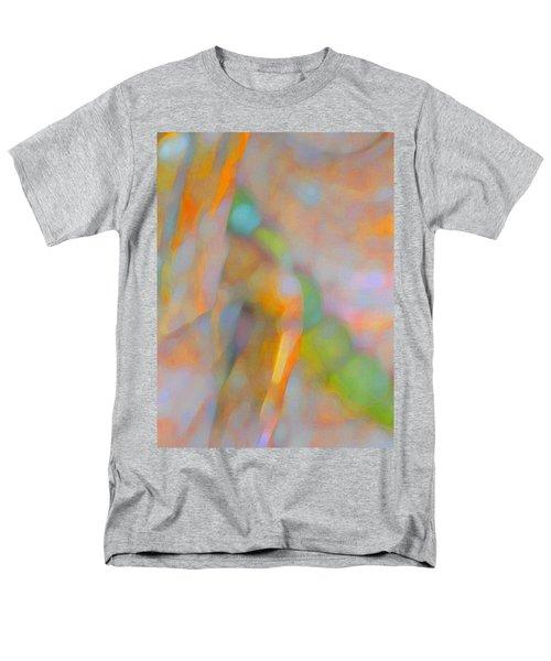 Men's T-Shirt  (Regular Fit) featuring the digital art Comfort by Richard Laeton