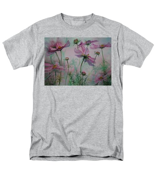 Cosmos Men's T-Shirt  (Regular Fit) by Ruth Kamenev