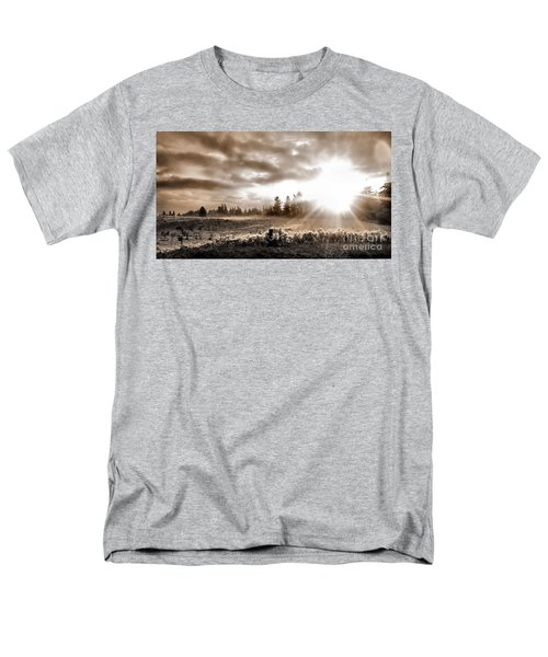 Hope II Men's T-Shirt  (Regular Fit) by Rory Sagner