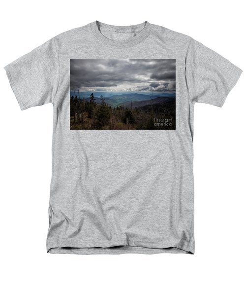 I Can See For Miles Men's T-Shirt  (Regular Fit) by Ronald Lutz