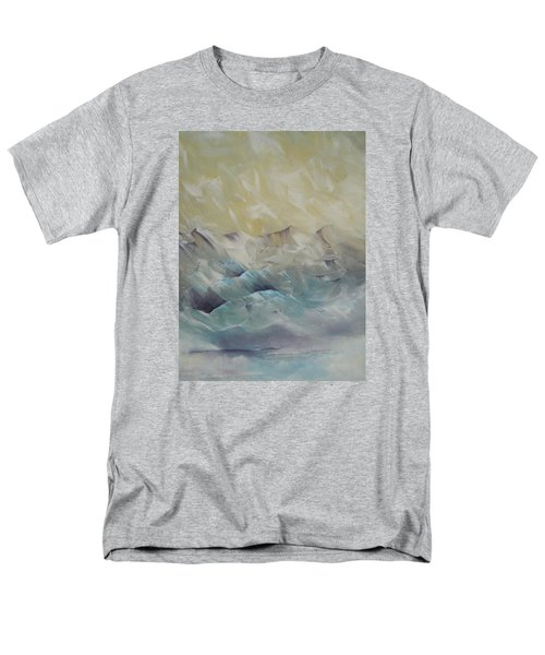 I Like It When It's Cold  Men's T-Shirt  (Regular Fit) by Dan Whittemore