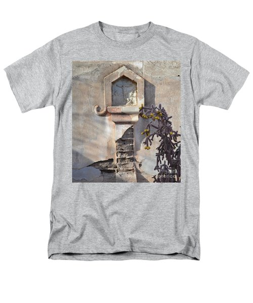 Men's T-Shirt  (Regular Fit) featuring the photograph Jesus Image by Rebecca Margraf
