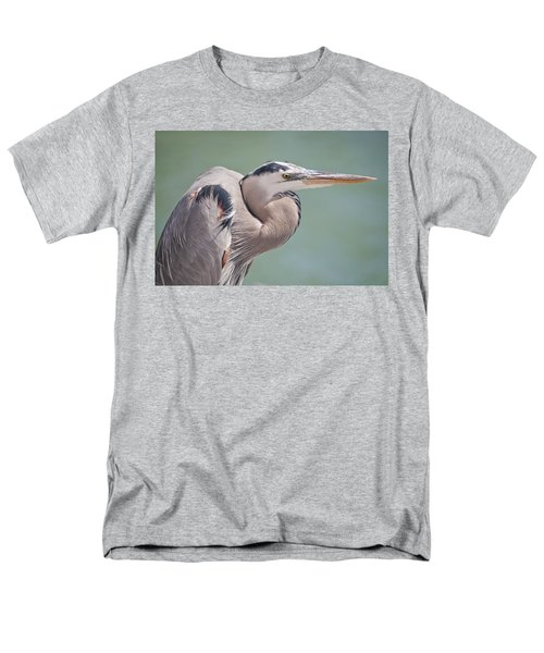 Men's T-Shirt  (Regular Fit) featuring the photograph La Garza by Steven Sparks