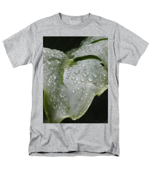 Men's T-Shirt  (Regular Fit) featuring the photograph Leafy Greens by Tiffany Erdman