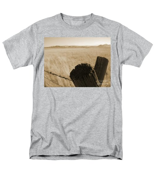 Montana Vista Men's T-Shirt  (Regular Fit) by Bruce Patrick Smith