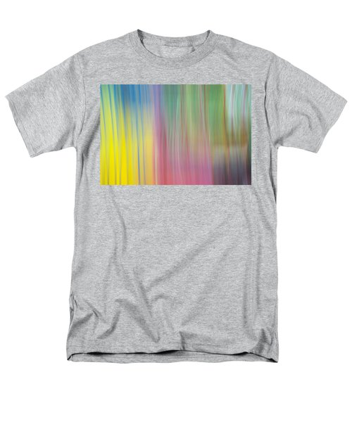 Moving Colors Men's T-Shirt  (Regular Fit) by Susan Stone