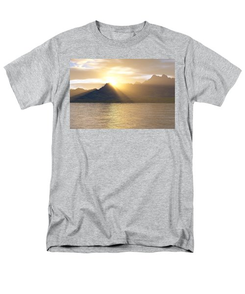 Silver Lake Men's T-Shirt  (Regular Fit) by Mark Greenberg