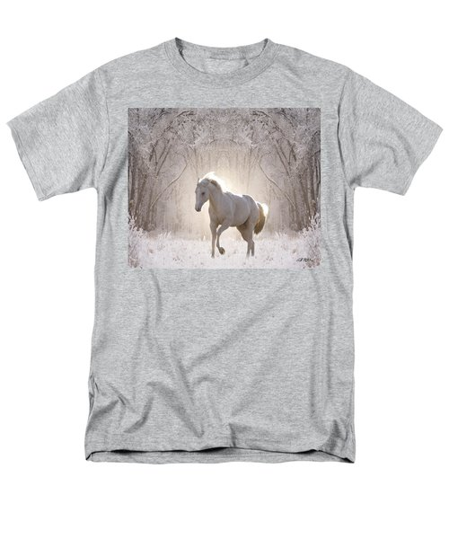 Snow White Men's T-Shirt  (Regular Fit) by Bill Stephens
