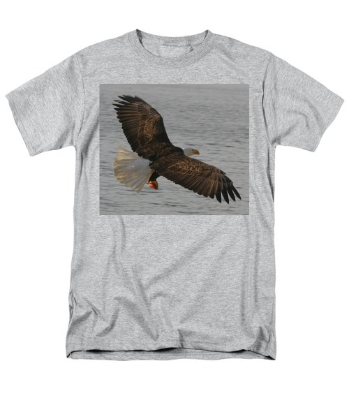 Men's T-Shirt  (Regular Fit) featuring the photograph Spread Eagle by Kym Backland
