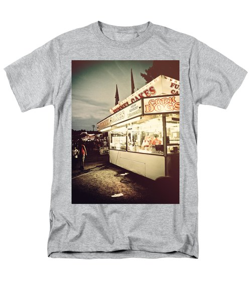 Those Were The Days Men's T-Shirt  (Regular Fit) by Jessica Brawley