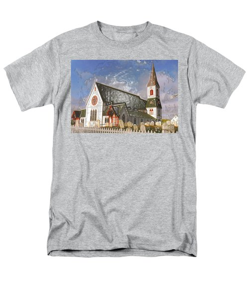Men's T-Shirt  (Regular Fit) featuring the photograph Trinity  by Lydia Holly