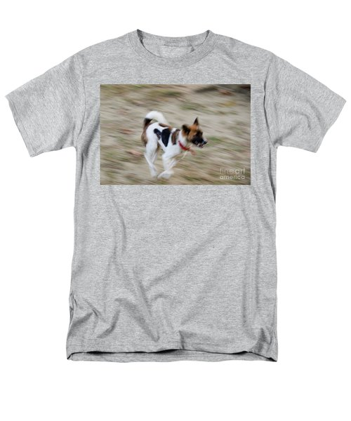 Men's T-Shirt  (Regular Fit) featuring the photograph Unleashed by Fotosas Photography