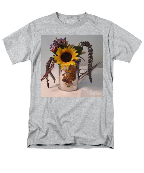 Men's T-Shirt  (Regular Fit) featuring the photograph Virgin Olive Oil by Sandy McIntire