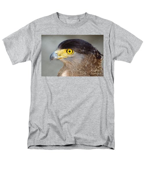 Men's T-Shirt  (Regular Fit) featuring the photograph Waiting For Prey  by Fotosas Photography