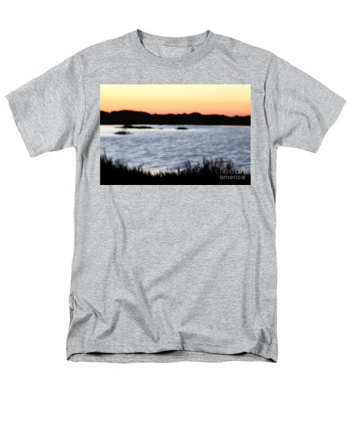 Men's T-Shirt  (Regular Fit) featuring the photograph Wetland by Henrik Lehnerer