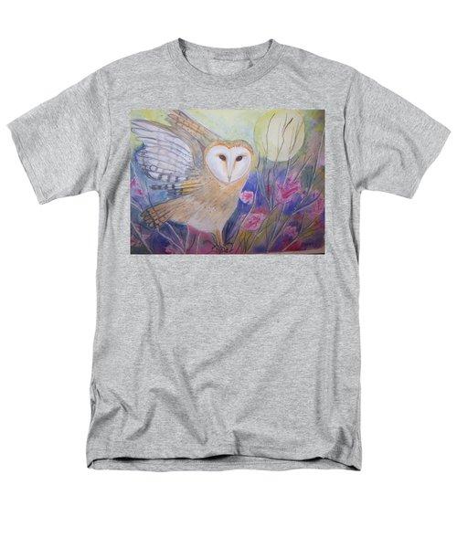 Wise Moon Men's T-Shirt  (Regular Fit)