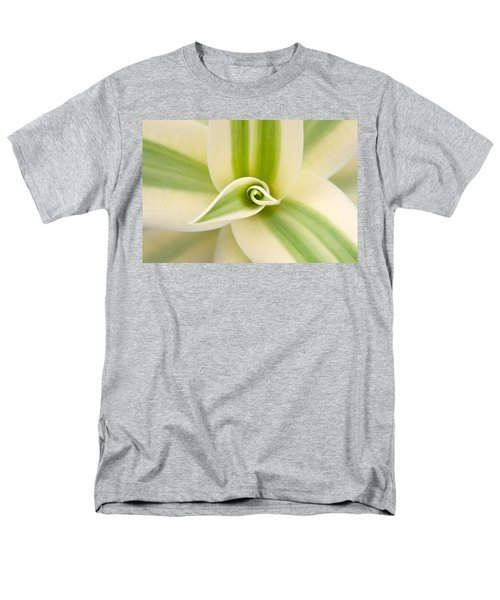 Agave 3 Men's T-Shirt  (Regular Fit) by Catherine Lau