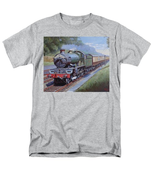 Castle Class In Sonning Cutting Men's T-Shirt  (Regular Fit) by Mike  Jeffries