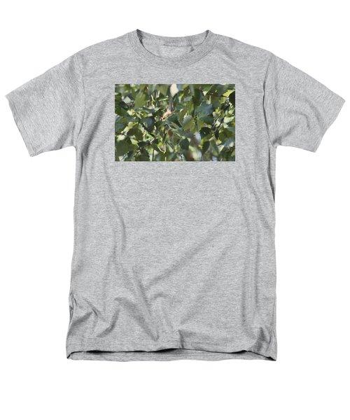 Men's T-Shirt  (Regular Fit) featuring the photograph  Flight Of The Hummingbird by Debra     Vatalaro
