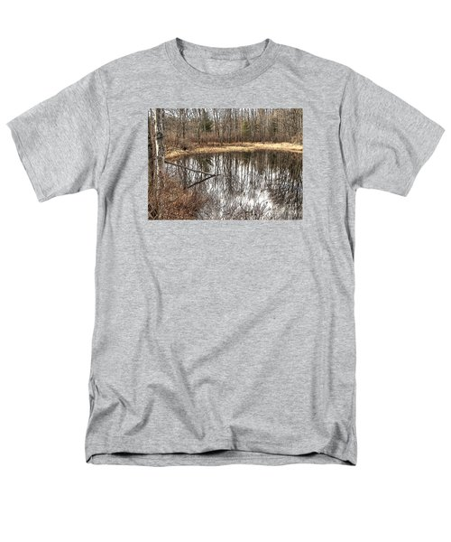 Men's T-Shirt  (Regular Fit) featuring the photograph Bare Bones by Betsy Zimmerli