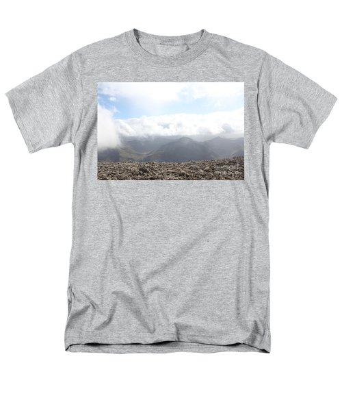 Ben Nevis  Men's T-Shirt  (Regular Fit) by David Grant