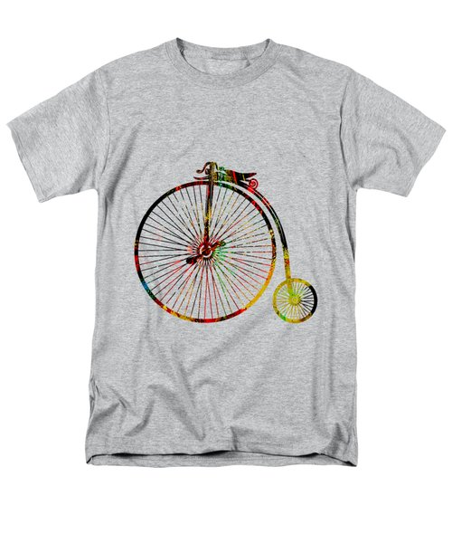 Bicycle Collection Men's T-Shirt  (Regular Fit) by Marvin Blaine