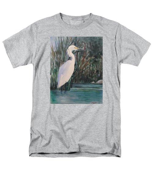Bird Of Paradise Men's T-Shirt  (Regular Fit) by Heidi Patricio-Nadon