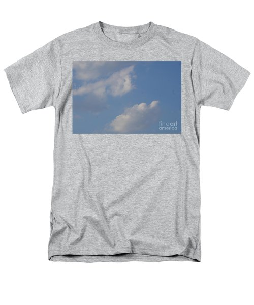 Men's T-Shirt  (Regular Fit) featuring the photograph Clouds 13 by Rod Ismay