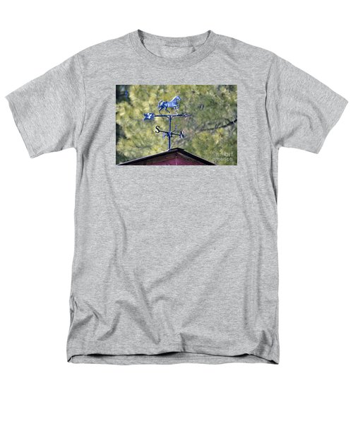 Men's T-Shirt  (Regular Fit) featuring the photograph Direction  by Juls Adams
