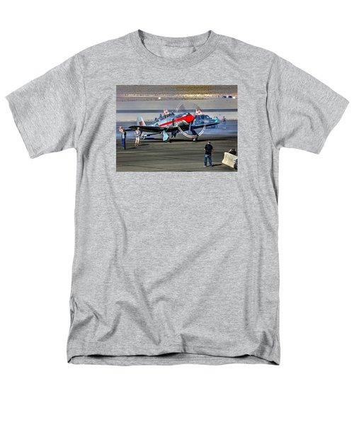 Dreadnought Startup Men's T-Shirt  (Regular Fit)