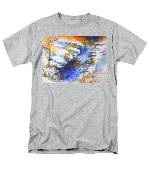 For Love Of Winter #3 Men's T-Shirt  (Regular Fit) by Betty M M Wong