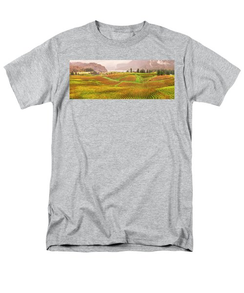Men's T-Shirt  (Regular Fit) featuring the photograph In The Early Morning Rain by John Poon