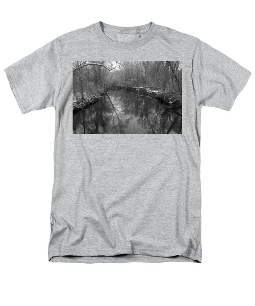 Late Winter In Philly Men's T-Shirt  (Regular Fit)