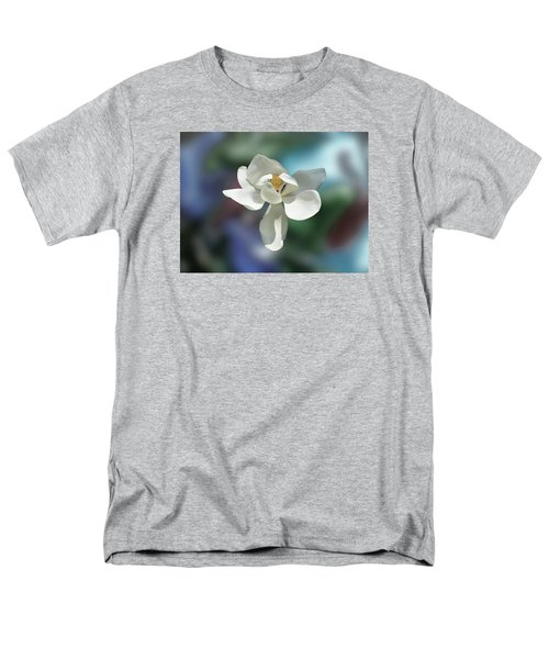 Men's T-Shirt  (Regular Fit) featuring the photograph Magnolia by Helen Haw