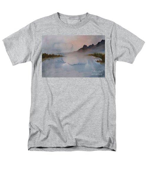 Mist Men's T-Shirt  (Regular Fit) by Annemeet Hasidi- van der Leij