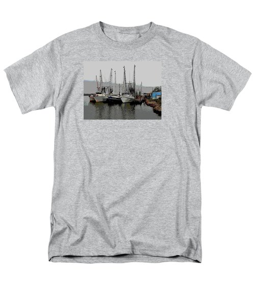 Men's T-Shirt  (Regular Fit) featuring the photograph Off Season by Laura Ragland