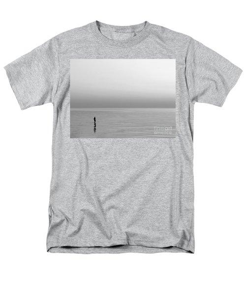 One Man Men's T-Shirt  (Regular Fit) by Dana DiPasquale