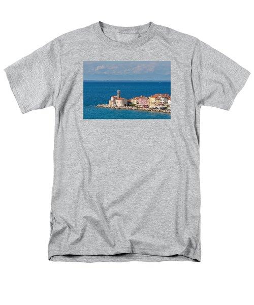 Piran Men's T-Shirt  (Regular Fit) by Robert Krajnc