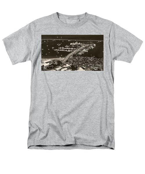 Provincetown  Men's T-Shirt  (Regular Fit) by Raymond Earley