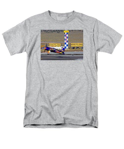 Rare Bear Take-off Sunday's Unlimited Gold Race Men's T-Shirt  (Regular Fit)