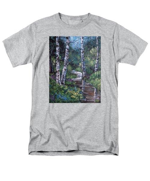 Solitude Men's T-Shirt  (Regular Fit) by Megan Walsh
