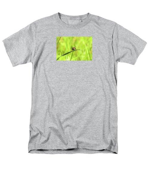 The Fly Men's T-Shirt  (Regular Fit) by David Stasiak
