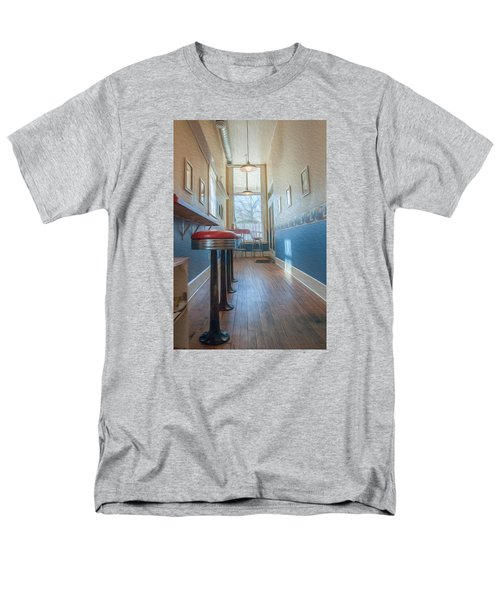 The Pie Shop Men's T-Shirt  (Regular Fit) by Dan Traun