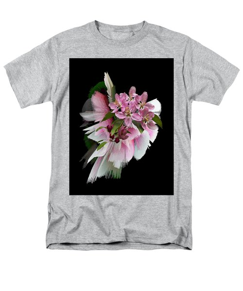 Men's T-Shirt  (Regular Fit) featuring the photograph Waiting For Spring by Judy Johnson