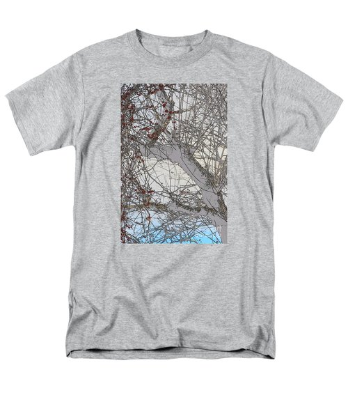 Witness Tree Men's T-Shirt  (Regular Fit) by Jesse Ciazza