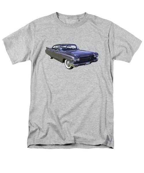 1960 Cadillac - Classic Luxury Car Men's T-Shirt  (Regular Fit) by Keith Webber Jr